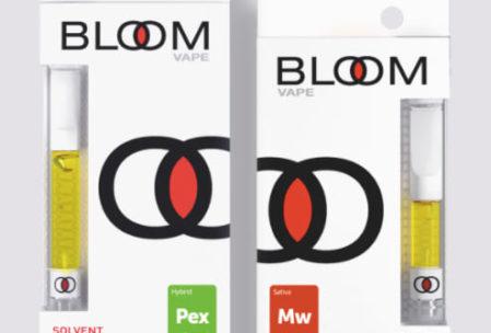 Bloom Vape cannabis oil