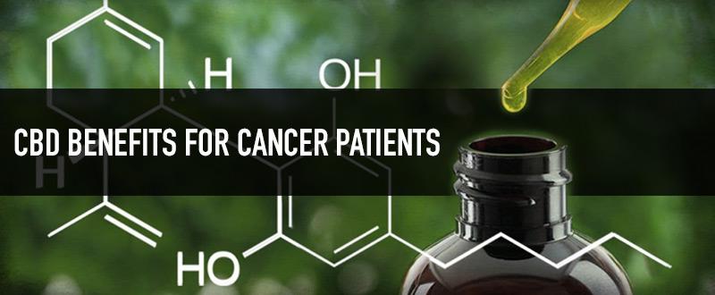 CBD benefits for cancer patients