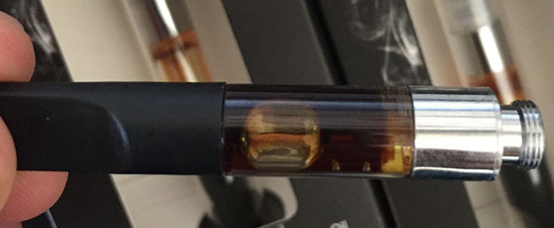 Cobra Extracts Venom - Cannabis Vape Oil