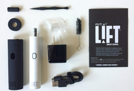 FlyLab Lift loose leaf vape