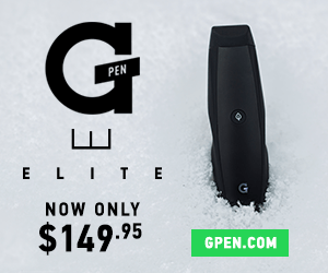 Shop all new G Pen Elite dry herb vape