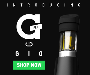 G Pen Gio cannabis oil vape