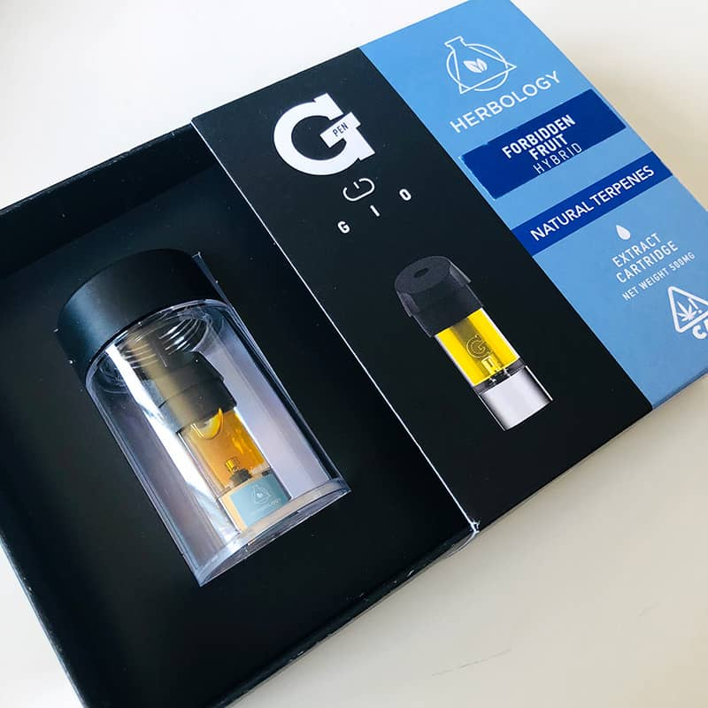 G Pen Gio cannabis oil vaporizer