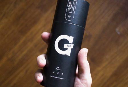 G Pen PRO dry herb vape