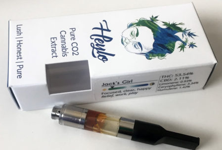 Heylo Cannabis extracts