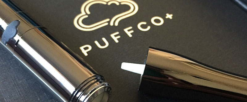 Puffco Plus wax vape pen