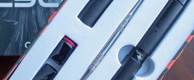 Rokin Cyclone Wax Vape Pen