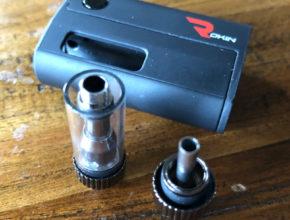 Rokin Mini Tank Vape Oil Kit