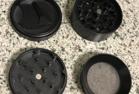 SLX Nonstick dry herb grinder