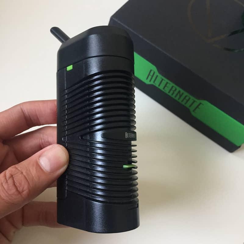 Vivant Alternate vaporizer
