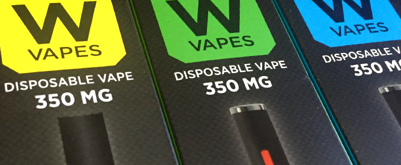 W Vapes Disposable Vape