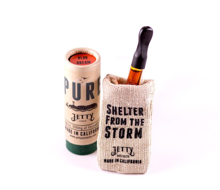 Jetty Extracts Pure Vape Cartridges | Cannabis Vape Reviews