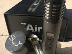 Arizer Air II dry herb vaporizer