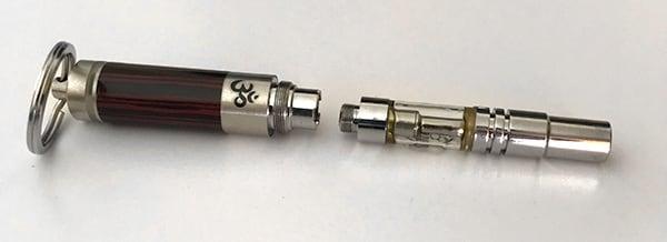AirVape OM wax and cartridge vape