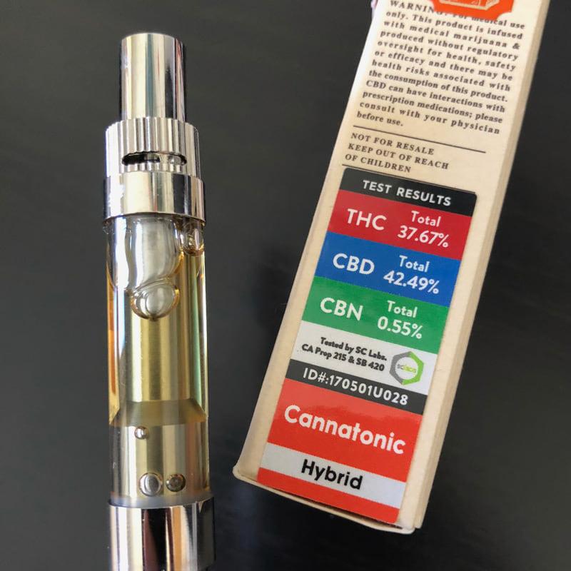 Alpine Vapor - Live Resin & High CBD Oil Vape Cartridge Reviews