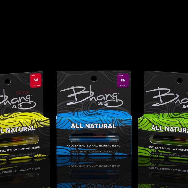 Bhang Stick All Natural Cannabis Vape Oil Cartridge