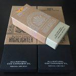 Bloom Farms Highlighter 500mg CO2 Cannabis Oil Cartridges