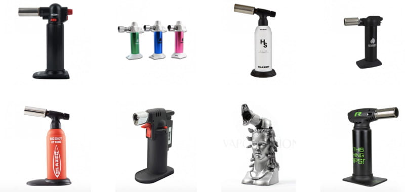Shop all torch lighters at Vapor Nation