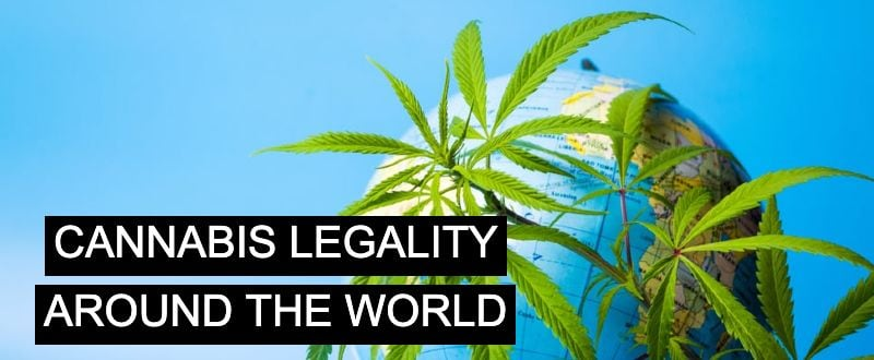 Cannabis laws around the world