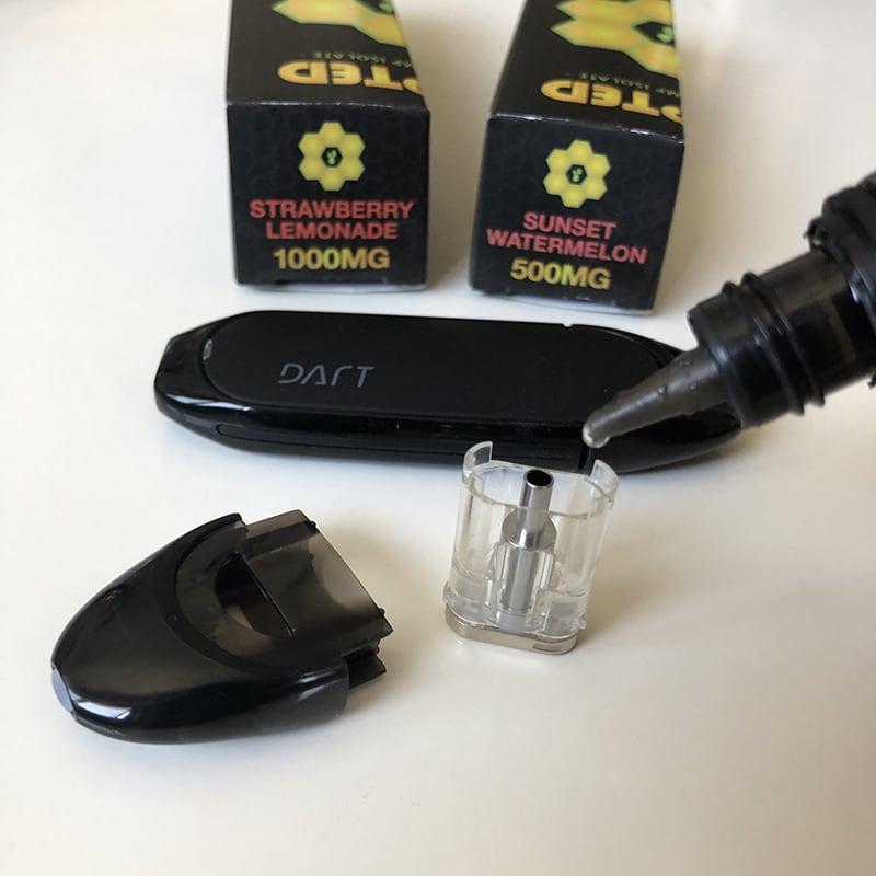 CCELL DART Vaporizer