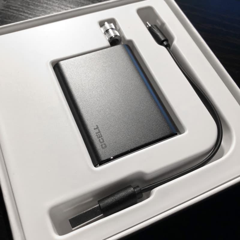 CCELL Palm - 510 Vape Cartridge Battery - Cannabis Vape Reviews