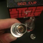 Clout Oozi Clip Vape Concentrate Pen