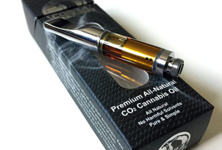 Cobra Extracts Venom Oil - Cannabis Vape Cartridge Review