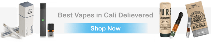 Get the best vapes in California delivered with Eaze