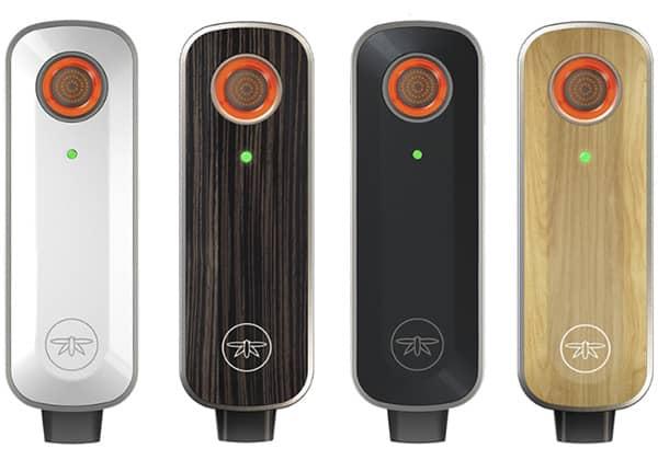FireFly vaporizer styles