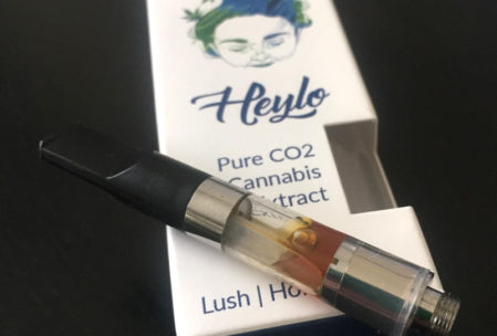 Heylo Cannabis extracts