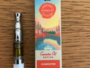Humboldt Farms Cannabis Oil Vape Cartridges
