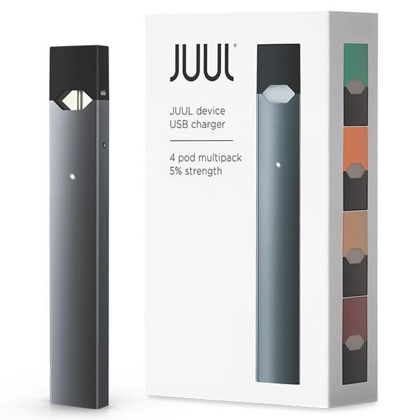 Juul e-liquid pod vape