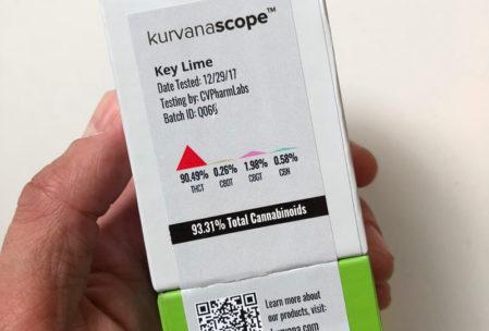 Kurvana ASCND vape cartridges
