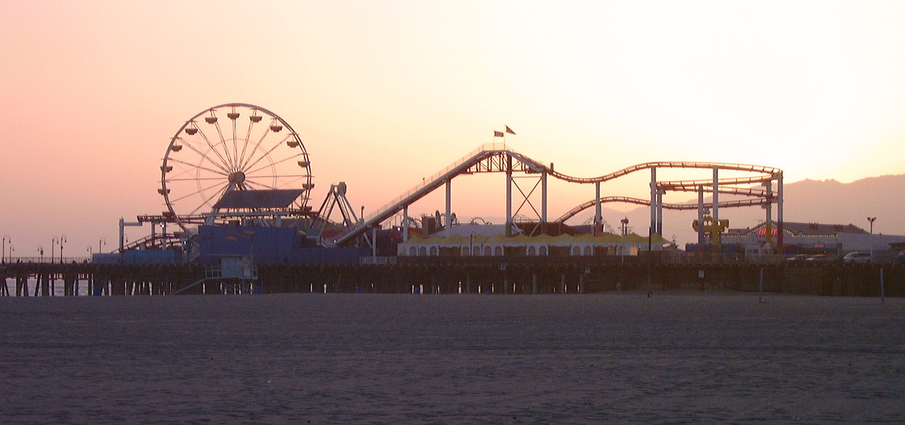 Los Angeles - Santa Monica Pier