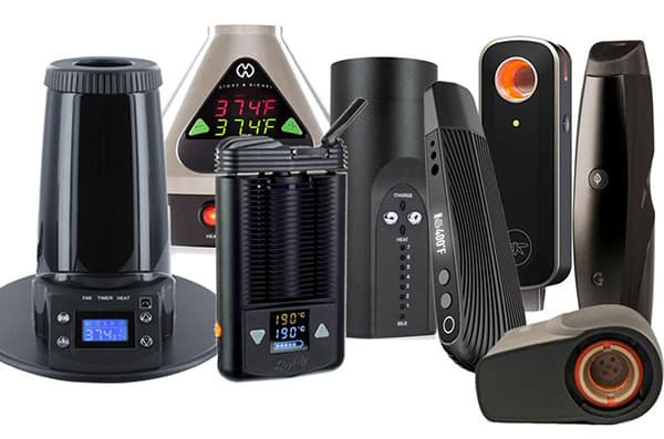 Dry herb vaporizers from Namaste Vapes