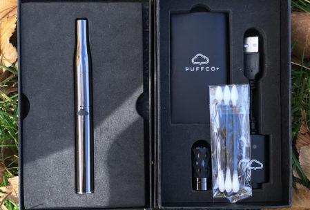 Puffco Plus wax vape pen