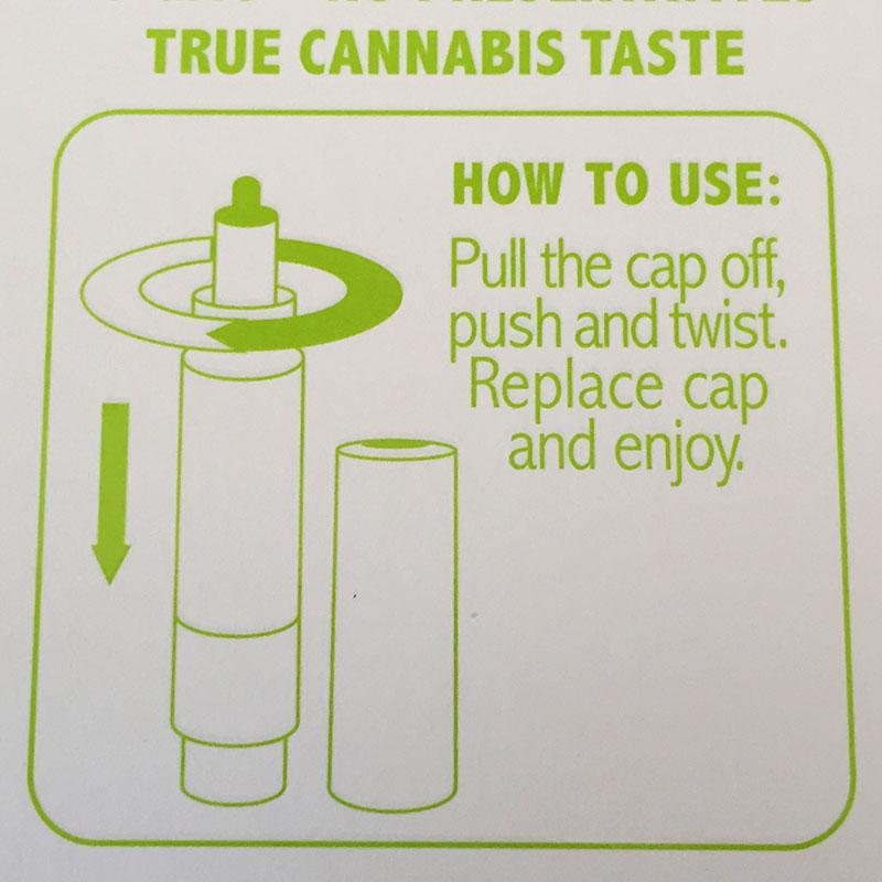 CO2 Cannabis Oil Cartridges by Pure Vape - Vape Reviews