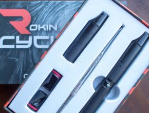 Rokin Cyclone Wax Vape Pen