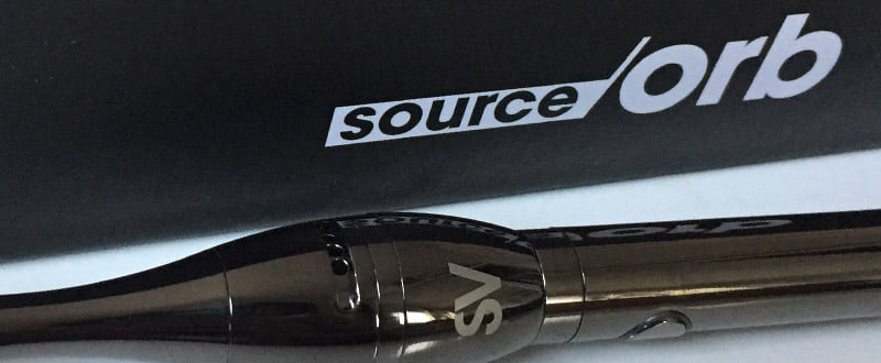 Source Orb 4 Wax Vape