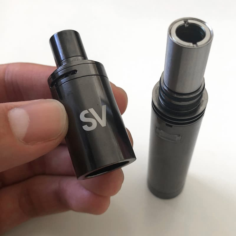 Source Vapes Slim 4 wax vape