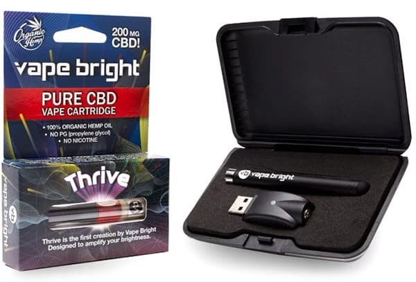 Shop CBD vapes online at Vape Bright