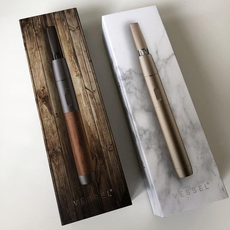 Vessel Vape Pen Battery Review - Vaporizers - Cannabis Vape Reviews
