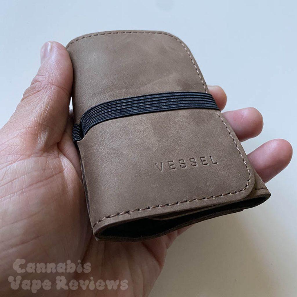vessel notch wallet compass vape