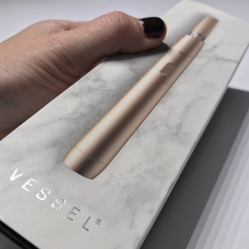Vessel Vape Pen Battery Review - Vaporizers - Cannabis Vape Reviews
