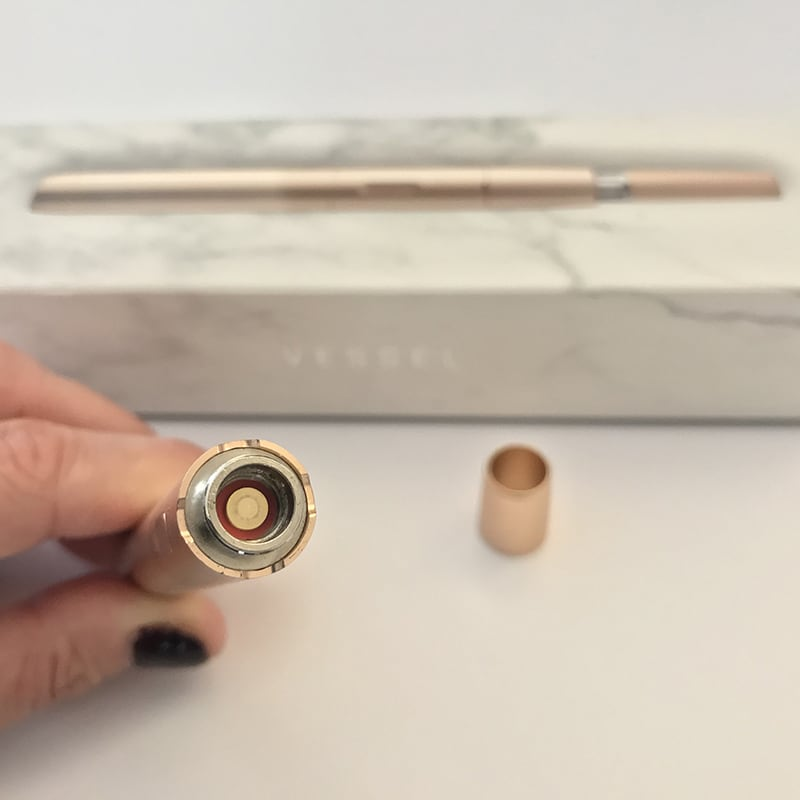 Vessel Vape Pen Battery