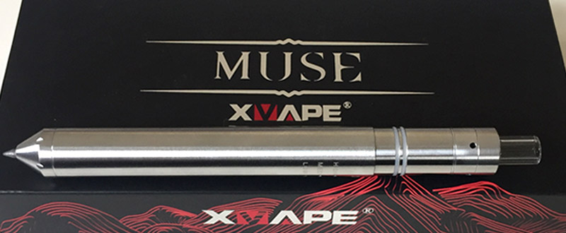 XVape Muse Concentrate Vape Pen